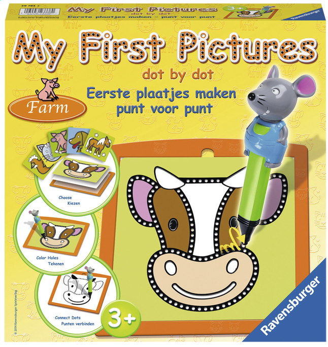 Image pour Ravensburger My First Pictures: Boerderij NL à partir de ColliShop