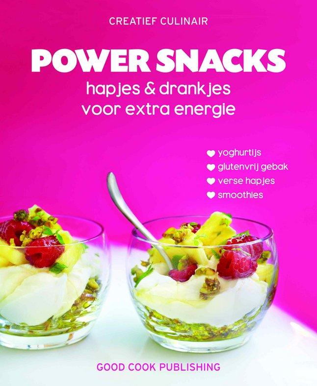 Image pour Power snacks - Velasquez & Archila à partir de ColliShop