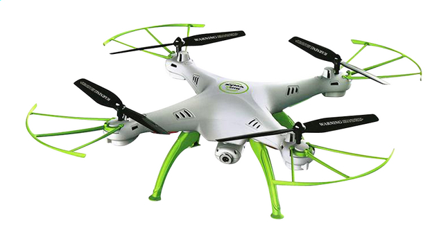 Afbeelding van Syma drone X5HW wit from ColliShop