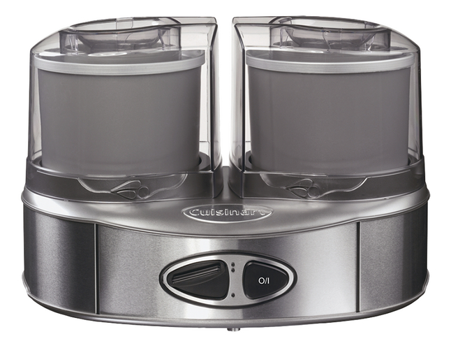 Afbeelding van Cuisinart ijsmachine Duo ICE40BCE from ColliShop