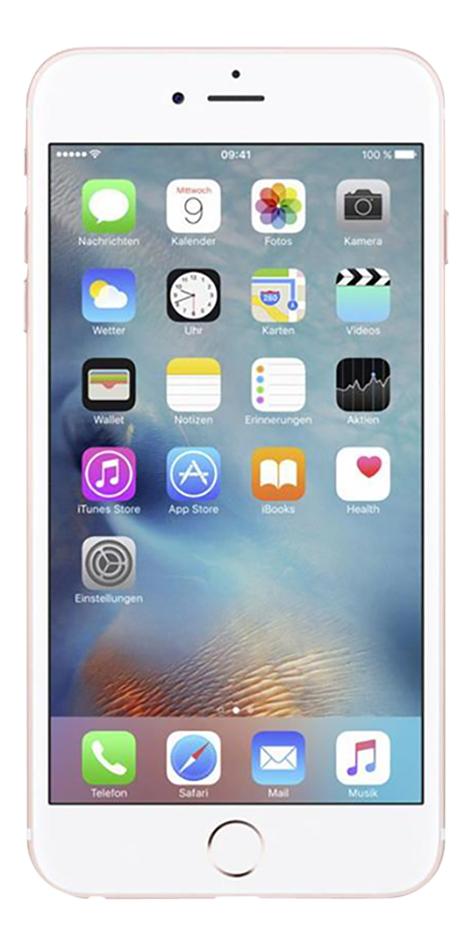 Afbeelding van Apple iPhone 6s 128 GB rosegold from ColliShop
