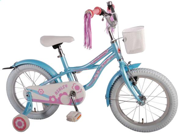 Image pour Volare vélo pour enfants Ashley Cruiser ice blue 16