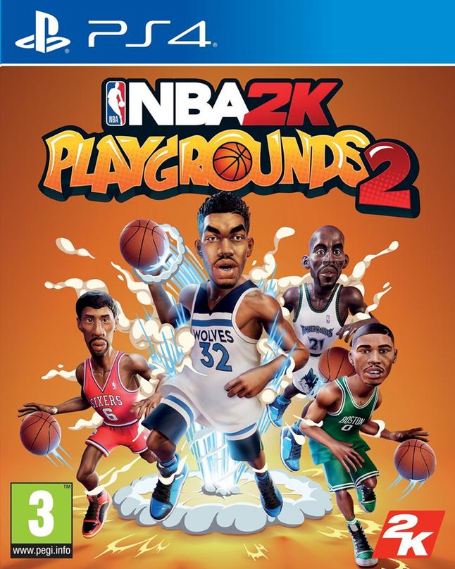 Image pour PS4 NBA 2K Playgrounds 2 FR/NL à partir de ColliShop