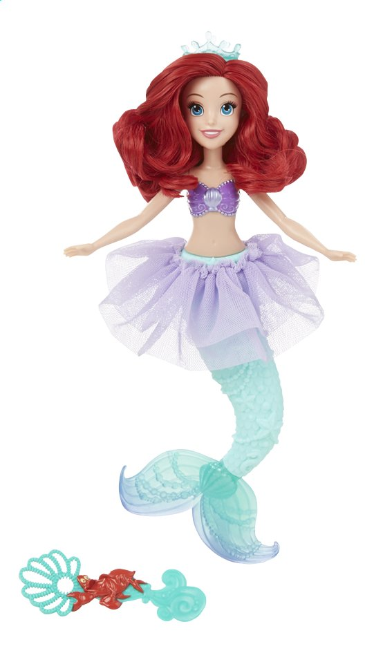 Afbeelding van Mannequinpop Disney Princess Bubble Tiara Ariel from ColliShop