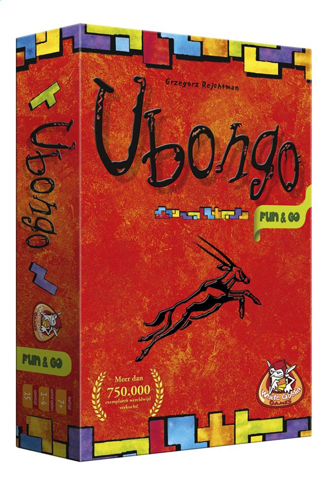 Afbeelding van Ubongo Fun & Go from ColliShop