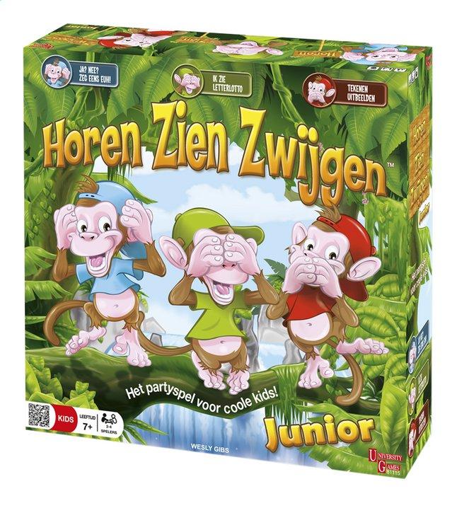 Afbeelding van Horen, Zien en Zwijgen Junior from ColliShop