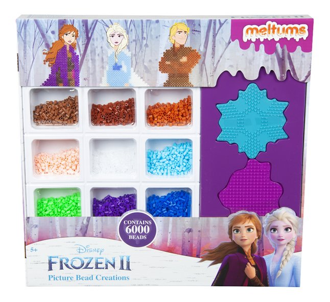 Perles à repasser Disney La Reine des Neiges II - 6000 pièces