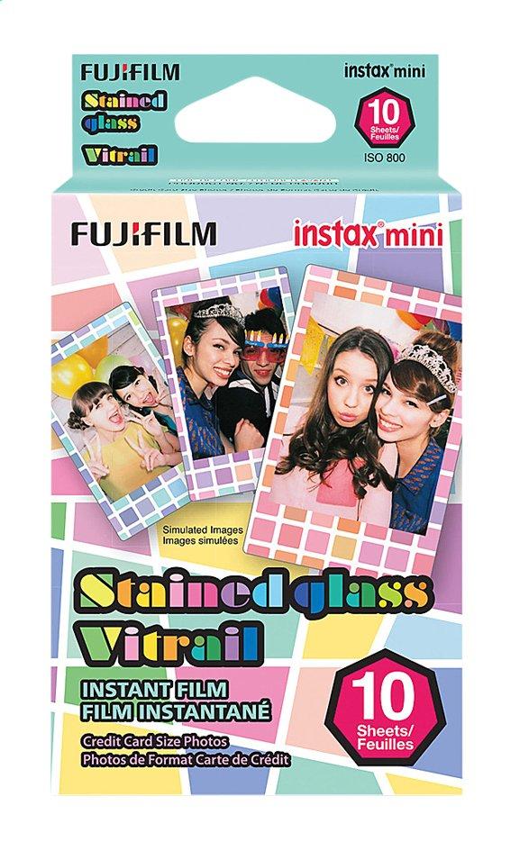 Image pour Fujifilm pack de 10 photos Vitrail pour instax mini à partir de ColliShop