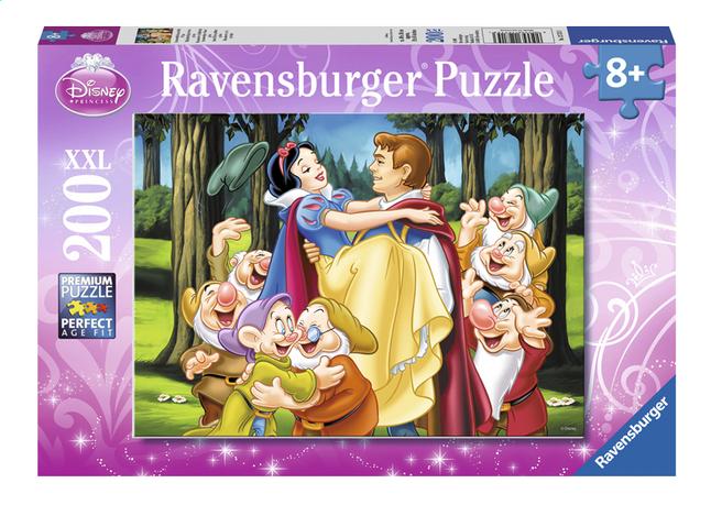 Afbeelding van Ravensburger puzzel Sneeuwwitje en de prins from ColliShop