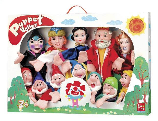 Image pour 12 marionettes Blanche-Neige et les 7 Nains à partir de ColliShop