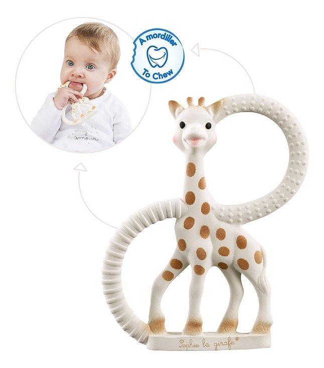 Sophie la girafe anneau de dentition soft