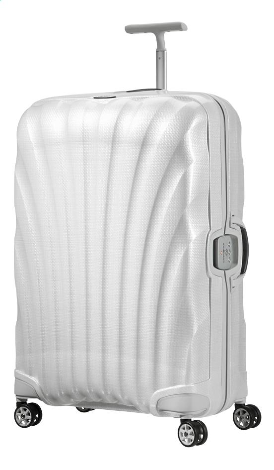 Image pour Samsonite Valise rigide Lite-Locked Spinner off white à partir de ColliShop