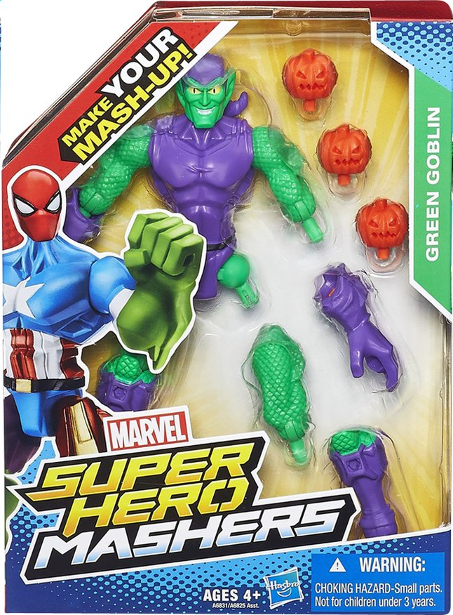 Image pour Figurine Marvel Super Hero Mashers Green Goblin à partir de ColliShop