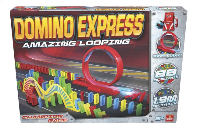 Afbeelding van Domino Express Amazing Looping from ColliShop