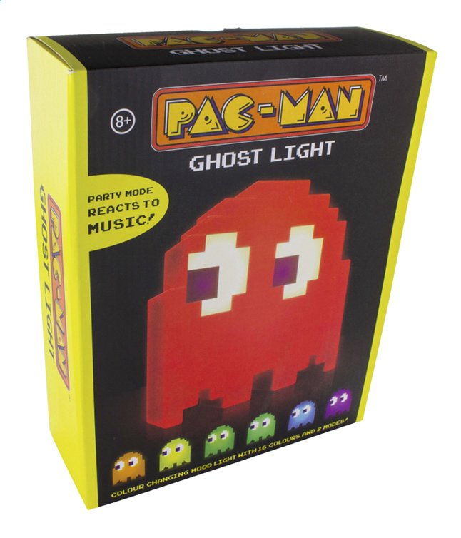 Afbeelding van Gadgy lamp Pac-Man from ColliShop