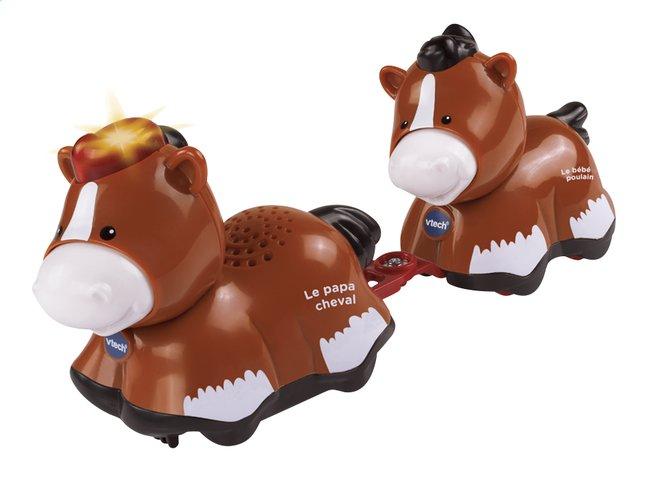 Image pour VTech Tut Tut Animo Rafale, le papa cheval et son bébé à partir de ColliShop