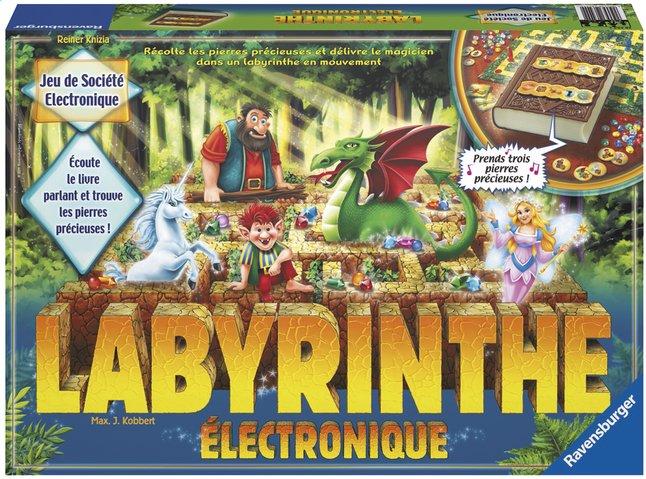 Image pour Labyrinthe électronique à partir de ColliShop