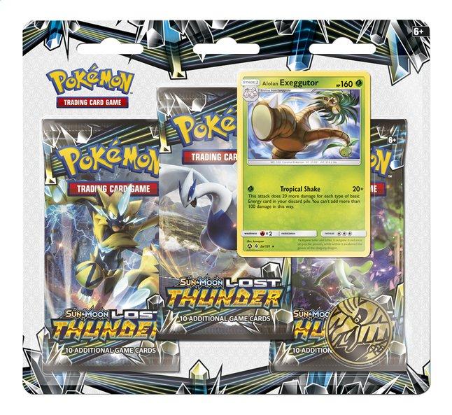 Image pour Pokémon Trading Cards Ex Sun & Moon / blister Exeggutor à partir de ColliShop