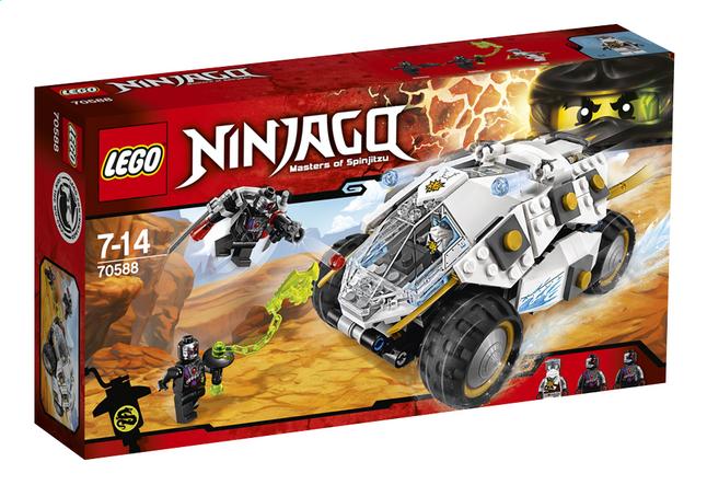 Afbeelding van LEGO Ninjago 70588 Titanium Ninja Tumbler from ColliShop