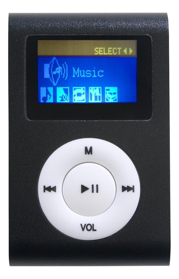 Difrnce lecteur MP3 MP855 4 Go noir