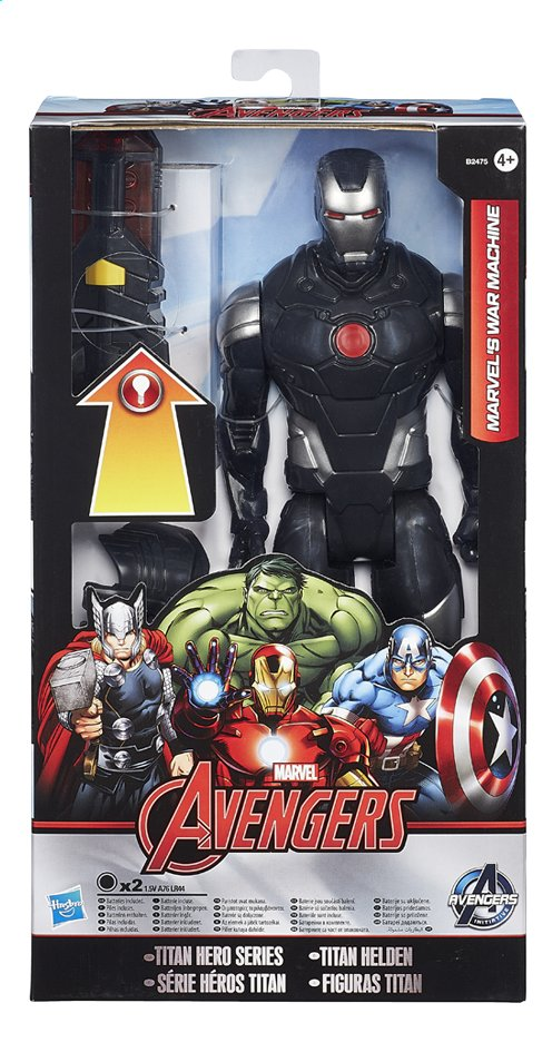 Afbeelding van Set Avengers Titan Hero Series Marvel's War Machine from ColliShop