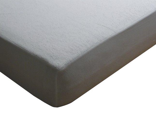 Afbeelding van Inch matrasbeschermer bio badstof/PU hoes 90 x 200 cm from ColliShop