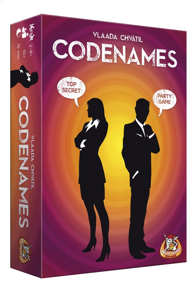 Afbeelding van Codenames from ColliShop
