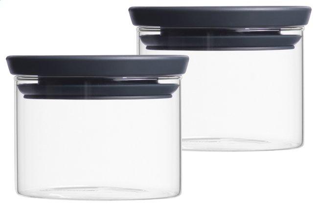 Image pour Brabantia 2 boîtes à provisions à partir de ColliShop