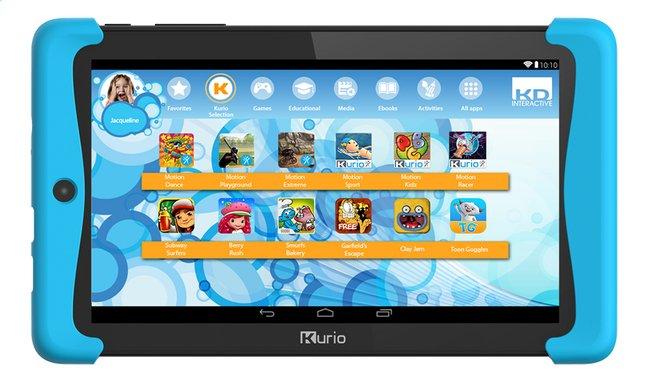 Image pour Kurio tablette Tab 2 7 pouces 8 Go bleu à partir de ColliShop