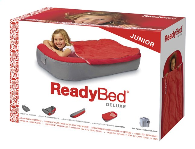 Afbeelding van ReadyBed opblaasbaar logeerbed Junior Deluxe from ColliShop