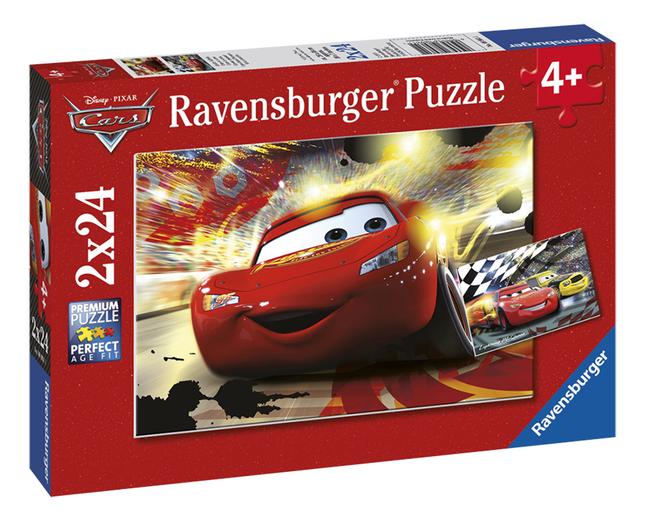 Afbeelding van Ravensburger puzzel 2-in-1 Grootse opkomst from ColliShop