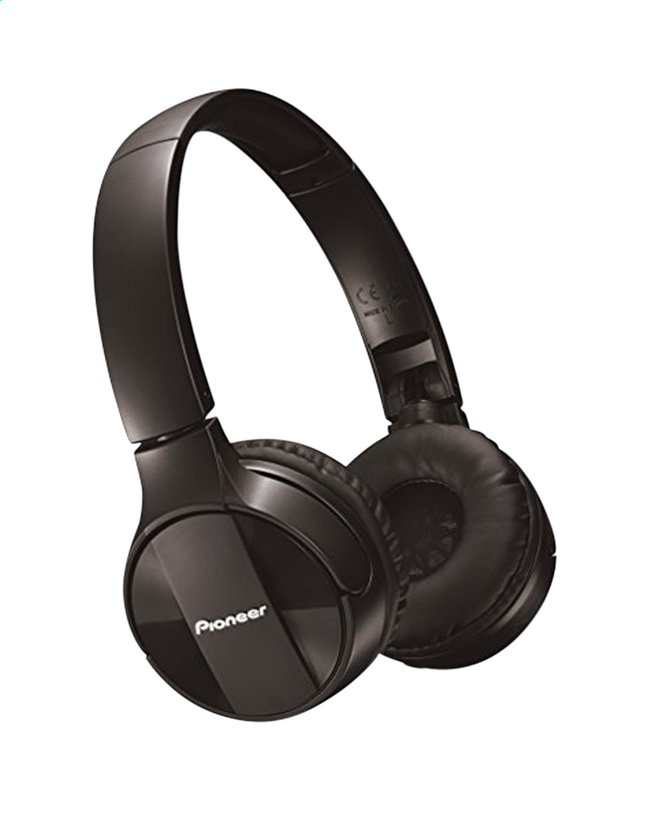 Image pour Pioneer casque Bluetooth SE-MJ553BT noir à partir de ColliShop