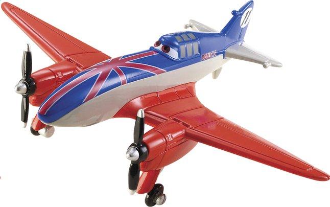 Image pour Avion Disney Planes Bulldog à partir de ColliShop