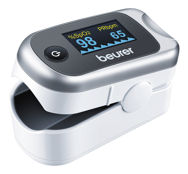 Afbeelding van Beurer Saturatiemeter/pulse-oximeter PO 40 from ColliShop