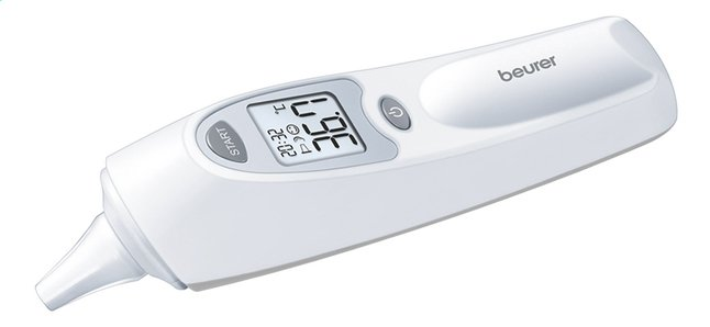 Afbeelding van Beurer Infrarood oorthermometer FT58 from ColliShop