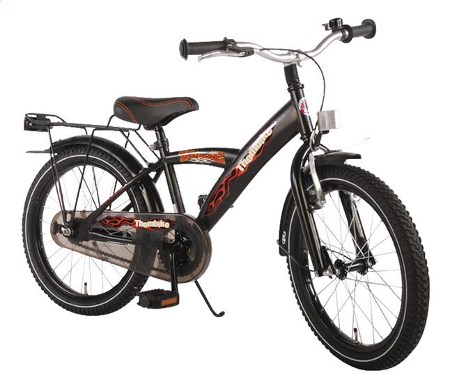 Image pour Volare vélo pour enfants Thombike noir 18