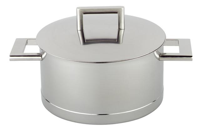 Image pour Demeyere casserole John Pawson 16 cm - 1,5 l à partir de ColliShop
