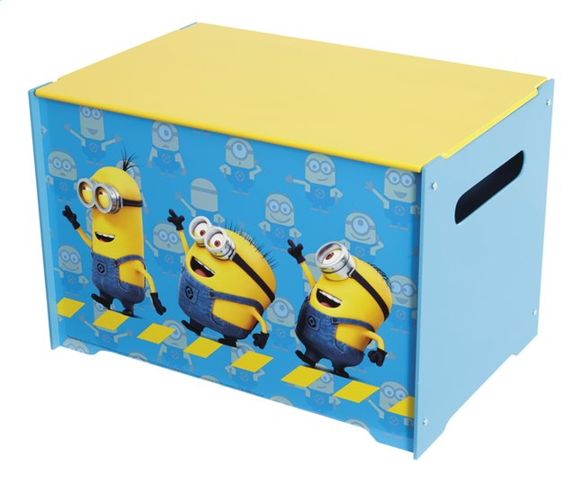 Afbeelding van Hello Home opbergbox Minions Tidy up Time from ColliShop