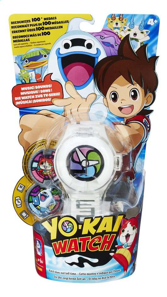 Afbeelding van Speelset Yo-Kai Watch Horloge from ColliShop