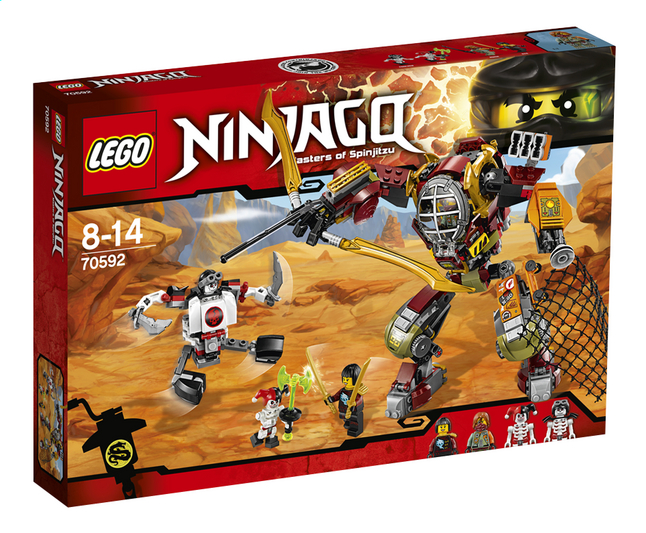 Afbeelding van LEGO Ninjago 70592 Redding M.E.C. from ColliShop
