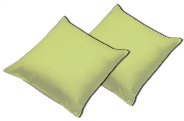 Image pour Sleepnight set de 2 taies d'oreiller lime à partir de ColliShop