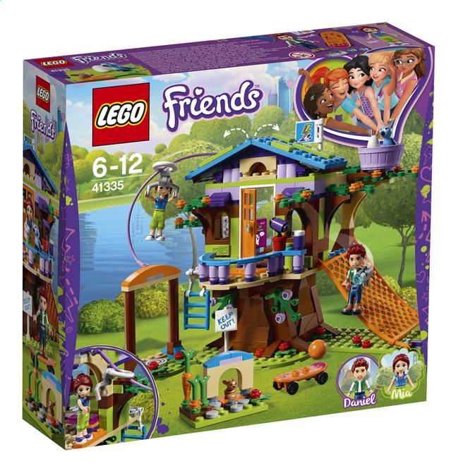 Afbeelding van LEGO Friends 41335 Mia's boomhut from ColliShop