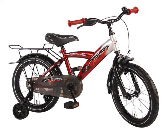 Image pour Volare vélo pour enfants Thombike rouge/argenté 16