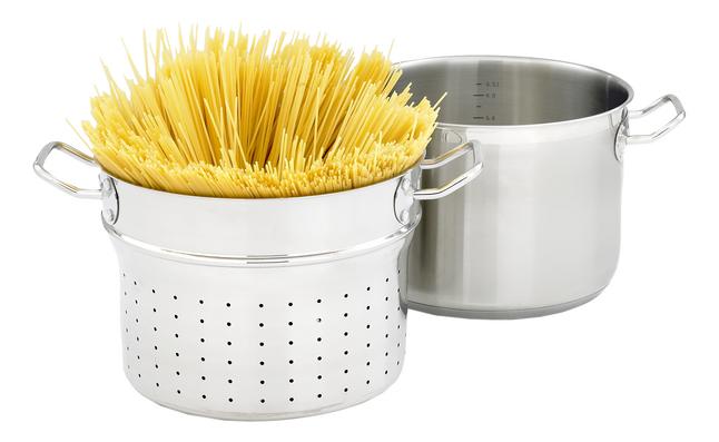 Afbeelding van Majestic Pro soeppot Elite met pasta-inzet from ColliShop
