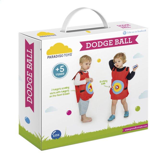 Image pour Paradiso set de jeu Dodge Ball avec 2 cibles à partir de ColliShop