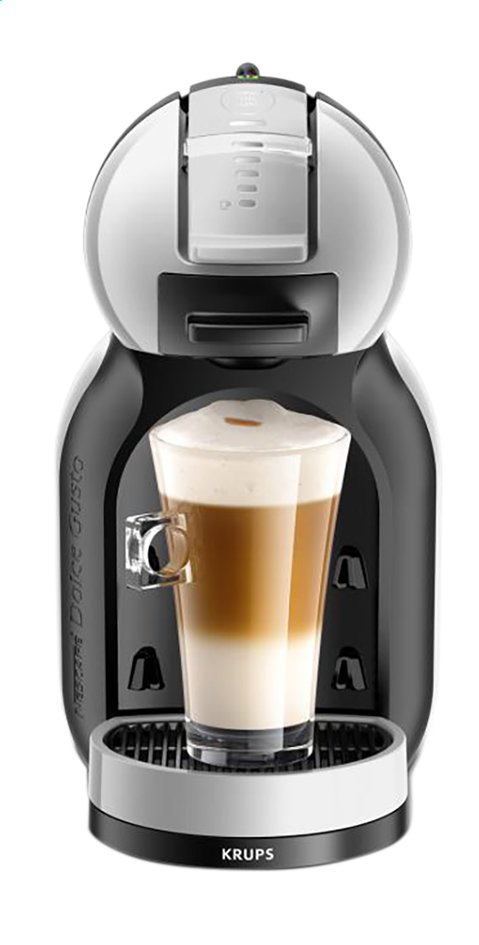 À Machine Espresso Krups Mini Grisnoir Avec Gusto Dolce Me Kp123b10 BtohdsQrCx