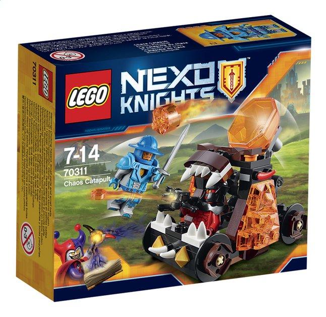 Afbeelding van LEGO Nexo Knights 70311 Chaos katapult from ColliShop