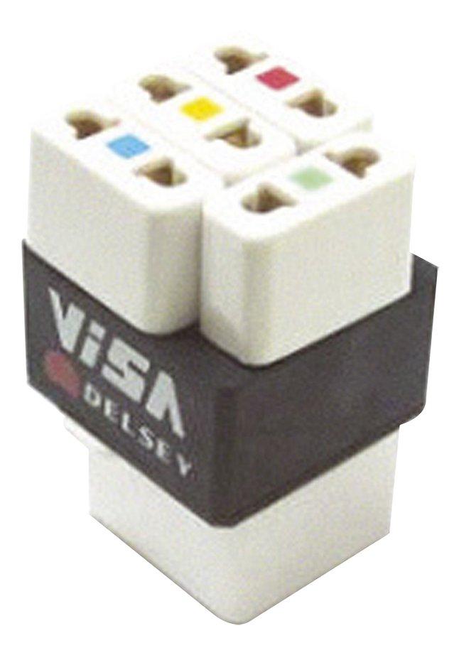 Image pour Delsey adaptateur universel Visa à partir de ColliShop