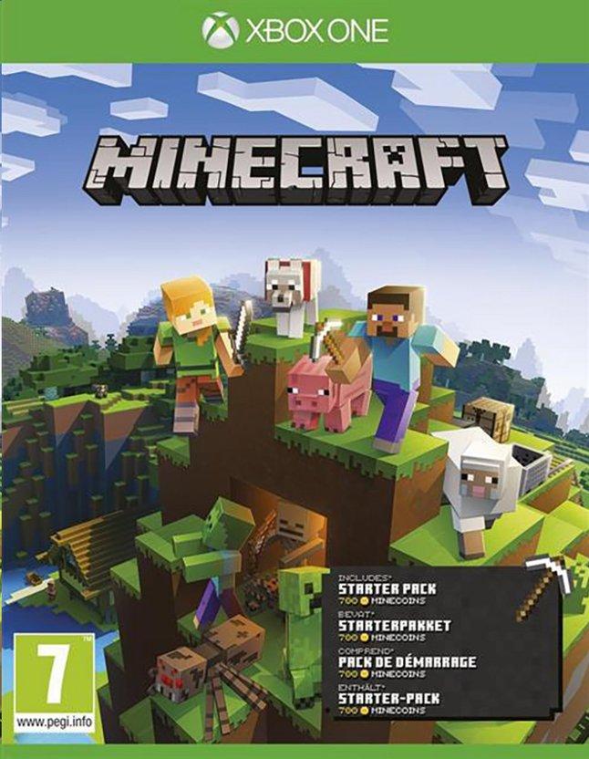 Image pour Xbox One Minecraft Starter Collection FR/ANG à partir de ColliShop