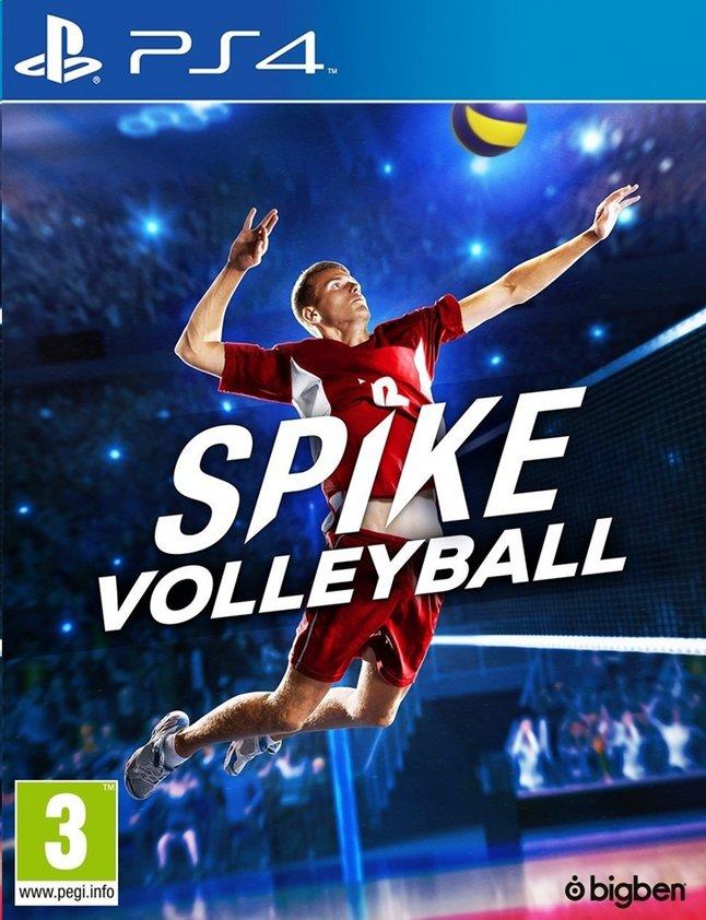 Image pour PS4 Spike Volleyball FR/ANG à partir de ColliShop
